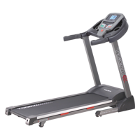 TAPIS ROULANT TOORX RACER HRC CON INCLINAZIONE ELETTRICA