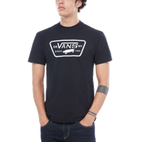 T-SHIRT DA UOMO VANS MN FULL PATCH NERO