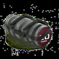 POWER BAG TOORX CON 7 IMPUGNATURE DA 20 KG
