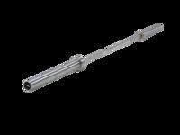 BILANCIERE OLIMPIONICO TOORX 180 CM - POWER TRAINING