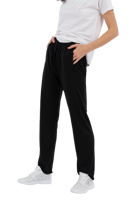 PANTALONE DA DONNA FREDDY IN PIQUET NERO
