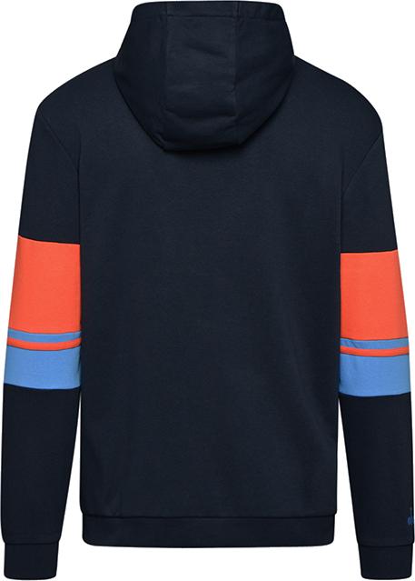 Taglia XS Colore: Grigio Chiaro Felpa da Donna Blu Babolat Core