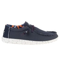 SCARPA DA UOMO DUDE WALLY SOX BLUE MULTI