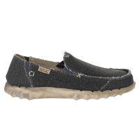 SCARPA DA UOMO DUDE FARTY BRAIDED BLACK