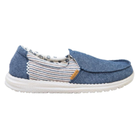 SCARPA DA DONNA DUDE MISTY BLU BARBADOS
