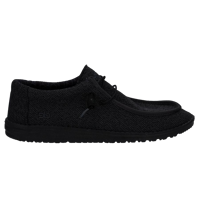 SCARPA DA UOMO DUDE WALLY SOX MICRO TOTAL BLACK