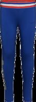 LEGGINS FITNESS DA BAMBINA DIADORA  5 PALLE BLUE