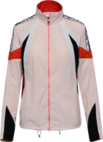 GIACCA DONNA DIADORA L. JACKET BE ONE BIANCO ROSSA