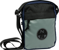 TRACOLLA NORTH SAILS SHOULDER BAG COMBO 1 GRIGIO/BLU