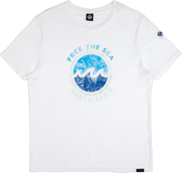 T-SHIRT DA UOMO NORTH SAILS BIANCA