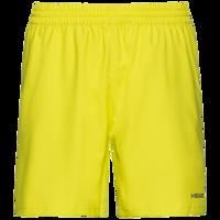 Shorts uomo Head giallo