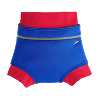 COSTUME BABY SPEEDO SPD SWIMNAPPY COVER IM BLU ROSSO