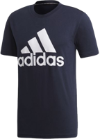 T-SHIRT DA UOMO ADIDAS MUST HAVES BADGE OF SPORT NERO