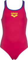 COSTUME INTERO BAMBINA ARENA G BIGLOGO JR SWIM PRO BACK ONE PIECE ROSA