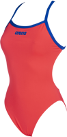 COSTUME INTERO DONNA ARENA W SOLID LIGHT TECH HIGH FLUO ROSSO FLUO