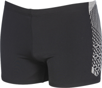 COSTUME PARIGAMBA UOMO ARENA M FEATHER SHORT NERO BIANCO