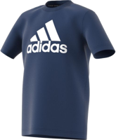 T-SHIRT JUNIOR UNISEX ADIDAS MUST HAVES BADGE OF SPORT BLU
