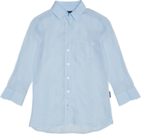 CAMICIA DA DONNA 3/4 NORTH SAILS CELESTE