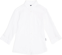 CAMICIA DA DONNA 3/4 NORTH SAILS BIANCA
