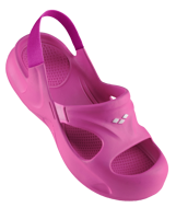 CIABATTE JUNIOR ARENA SOFTY KIDS HOOK FUCHSIA