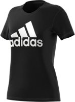 T-SHIRT DA DONNA ADIDAS MUST HAVES BADGE OF SPORT NERO