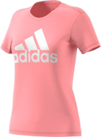 T-SHIRT DA DONNA ADIDAS MUST HAVES BADGE OF SPORT ROSA