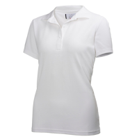 POLO DA DONNA HELLY HANSEN W CREW TECH POLO BIANCA