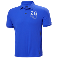 POLO UOMO HELLY HANSEN HP RACING POLO ROYAL BLUE