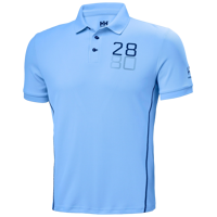 POLO UOMO HELLY HANSEN HP RACING POLO COAST BLUE