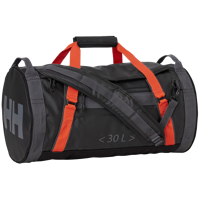 BORSONE HELLY HANSEN DUFFEL BAG 2 30L NERO