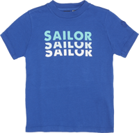 T-SHIRT DA BAMBINO NORTH SAILS BLU