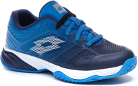 SCARPA DA TENNIS JUNIOR LOTTO MIRAGE 300 II ALR BLU