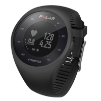 OROLOGIO POLAR M200 CON ACTIVITY TRACKER NERO