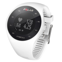 OROLOGIO POLAR M200 CON ACTIVITY TRACKER BIANCO