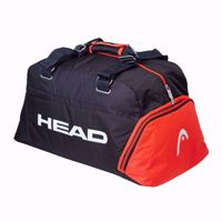 BORSA TENNIS HEAD TOUR TEAM COURT ROLAND GARROS BLU ARANCIO