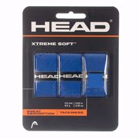 OVERGRIP HEAD XTREMESOFT AZZURRO X3
