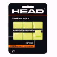 OVERGRIP HEAD XTREMESOFT GIALLO X3