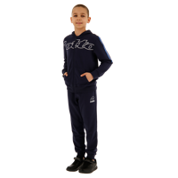 TUTA RAGAZZO LOTTO DREAMS B II SUIT HD RIB FT BLU