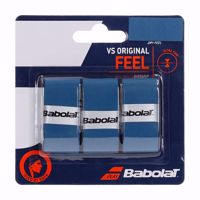 OVERGRIP BABOLAT VS ORIGINAL X3  AZZURRO