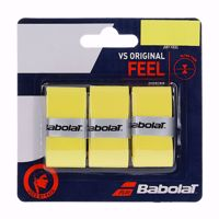 OVERGRIP BABOLAT VS ORIGINAL X3 GIALLO FLUO