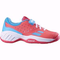 SCARPA TENNIS JUNIOR BABOLAT PULSION AC ROSA