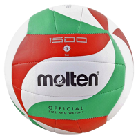 PALLONE DA VOLLEY MOLTEN 1500 SCHOOL ULTRATOUCH TRICOLORE