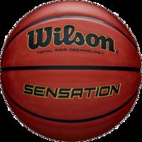 PALLONE DA BASKET WILSON SENSATION SR 285 ARANCIONE
