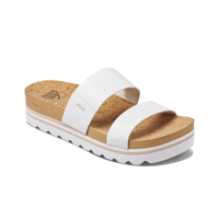 SANDALO DA DONNA REEF CUSHION BOUNCE VISTA HI CLOUD BIANCO