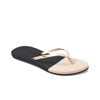 INFRADITO DA DONNA REEF BLISS TOE DIP NERO ROSA