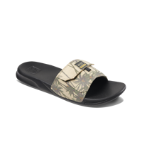 INFRADITO DA DONNA REEF STASH SLIDE NERO PALM