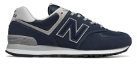 SCARPA LIFESTYLE DA UOMO NEW BALANCE 574 CORE NAVY