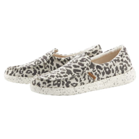 SCARPA DA DONNA DUDE MISTY WOVEN CHEETAH