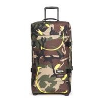TROLLEY EASTPAK TRANVERZ M SMILEY CAMO