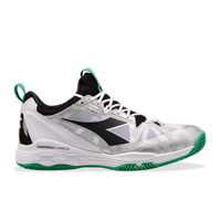 SARPA DA TENNIS DA UOMO DIADORA SPEED BLUSHIELD FLY 2 + CLAY GRIGIA VERDE